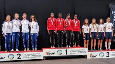 mundial carreras de montaña WMRA 2018 podio fem andorra
