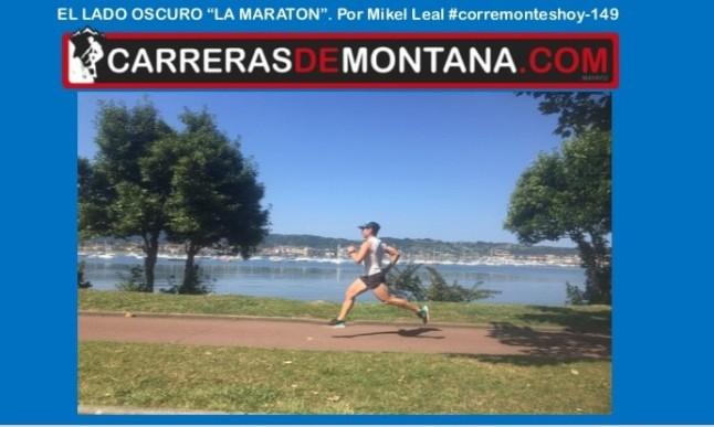 maraton asfalto y carreras de montaña