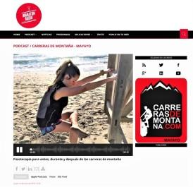 fisioterapia trail running y zumaia flysch trail