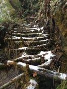 accidentes de montaña nepal lizzy hawker