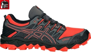 asics trabuco 7 zapatillas trail running