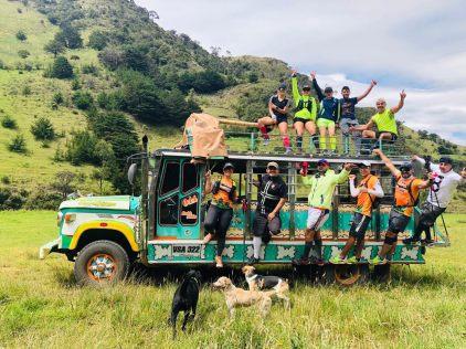 trail running colombia carreras de montaña america mayayo