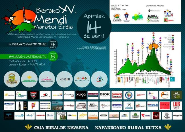 cartel MEDIA BERA MANTTALE