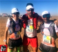 marathon des sables 2019 carreras de montaña