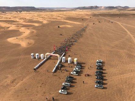 marathon des sables 2019 etapa 4 6